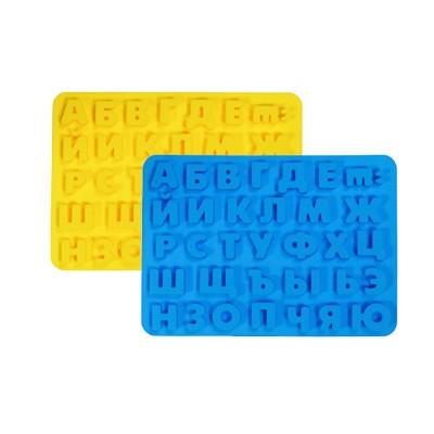 Силиконовая форма Алфавит