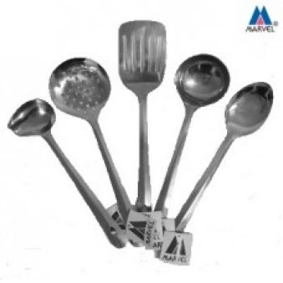 """Ложка гарнирная Lara Kitchen Tools 13"""" SOLID PAN МН-476"""