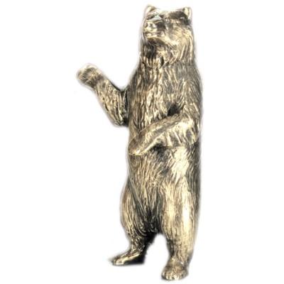 Медведь74*38*38(полистоун)