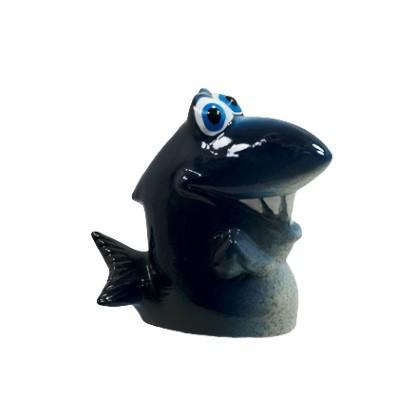 Копилка Акула