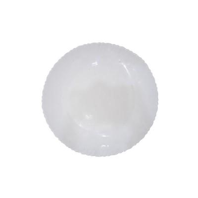 """Тарелка 12"""" Опаловое стекло"""