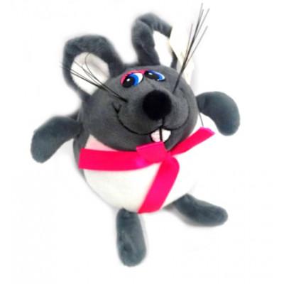 Мягкая игрушка Мышка 16см