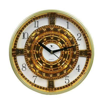 Часы настенные с подсветкой 33 см
