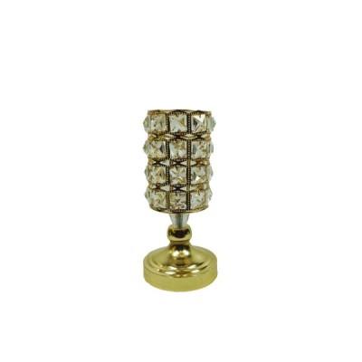 Настольная лампа(золото)