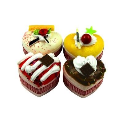 Сквиш-магнит cake love 7*5см