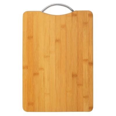 Доска бамбук  24*34