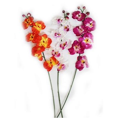 Цветок искусственный Орхидея 60см