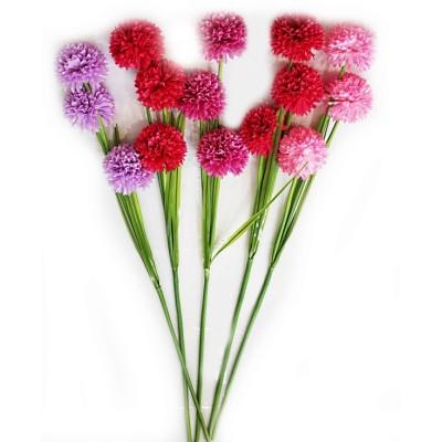 Цветок искусственный Гвоздика 60см