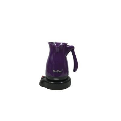 Электрическая кофеварка(турка) пластик цв. SUTAI