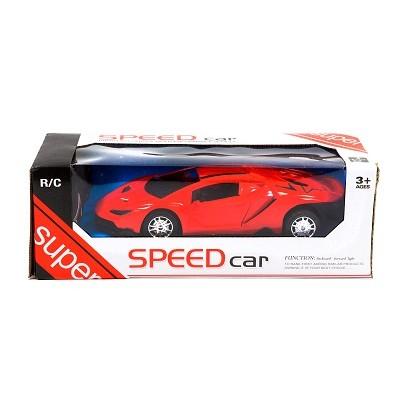 Машинка на пульте speed car