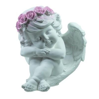 Ангел (скрещ.ножки) девочка