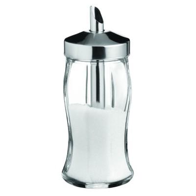 BLACK&WHITE Сахарница с дозатором 240 мл