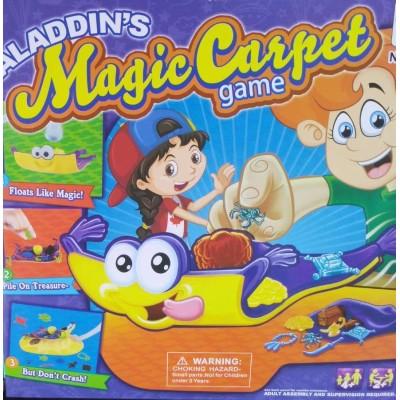 MAGIC CARPET настольная игра(платформа,ковер,мешочек,сокровища)