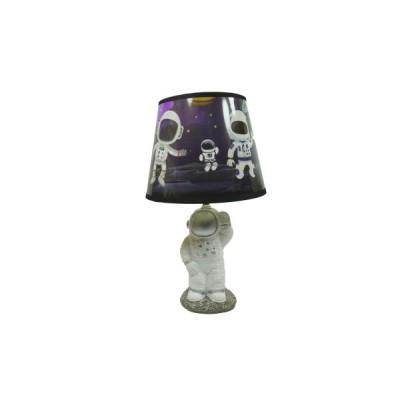 Настольная лампа Космонавт 9,5*8*34,5см