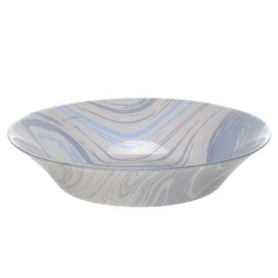"""Gray Lava"""" тарелка суп. 3 цв. (d-220мм) D 28977 SL 10335 D 28977 SL"""