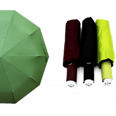Зонт (автомат)с фонариком