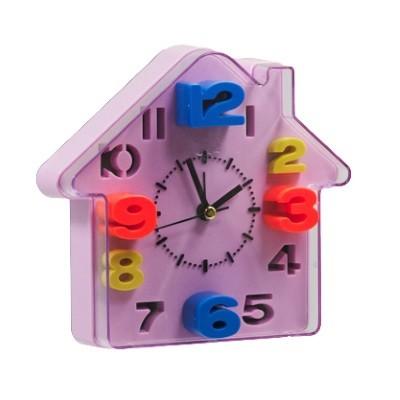 Десткие часы Домик
