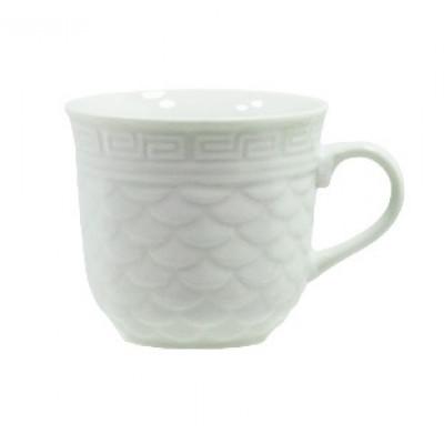 Кофейная чашка 140мл Фарфор (версачи)