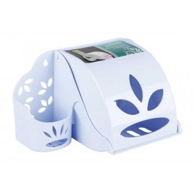 Держатель д/туалетной бумаги и освежителя воздуха