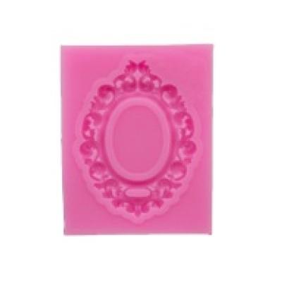 Форма винзеля для украшения(силикон) 4,3*5,3см