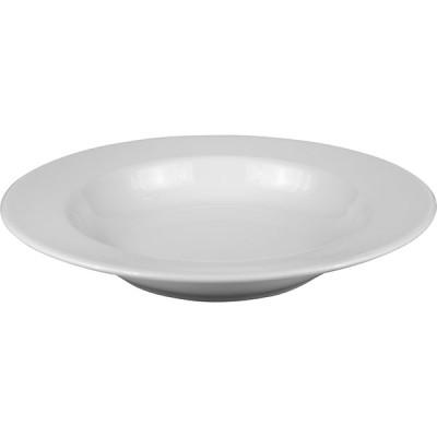 Тарелка глубокая 240 мм Белье (450 см3) Тренд