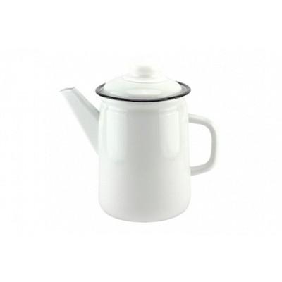 Кофейник 2,0л эм белый