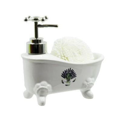 Дозатор для мыла Ванночка