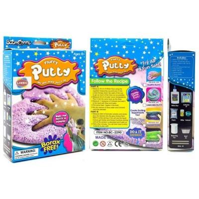 Набор для создания слайма Fluffy Pytty