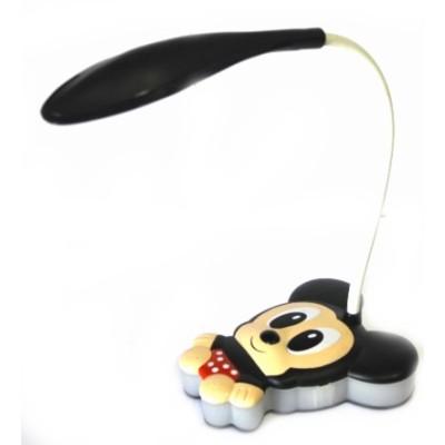 """Детская беспроводная лампа """"Микки Маус""""3 режима (USB)40см"""