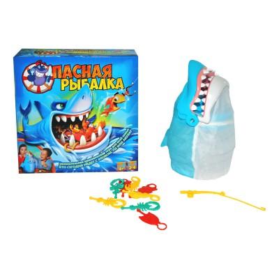 Детская игра Опасная рыбалка