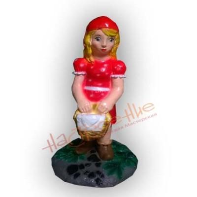 Красная шапочка(полистоун)