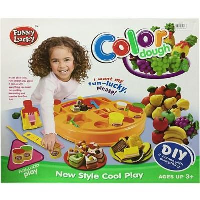 "Набор для лепки ""Сервировка"" Play-Doh"