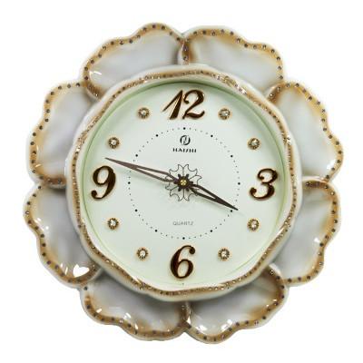 Часы настенные Стразы д=42см