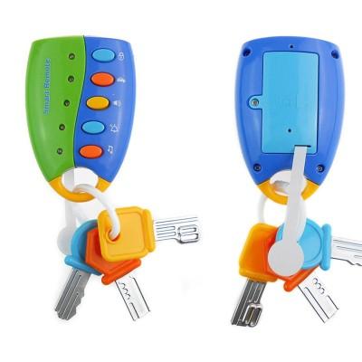 Музыкальный брелок с ключами