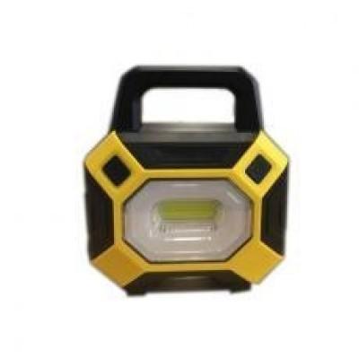 Переносной светодиодный фонарь Cob Work Lights(solar/USB)